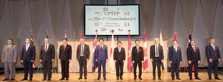 TPP等政府対策本部